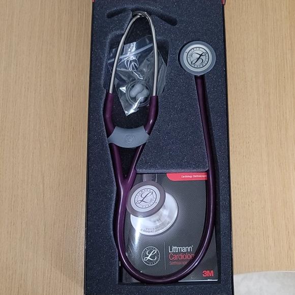"NIB Littmann Cardiology IV Plum Stethoscope 27"""